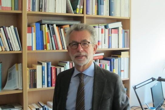 Prof. Dr. Hans Vorländer im Gespräch zu Pegida