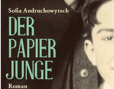 Sophia Andruchowytsch Der Papierjunge Cover