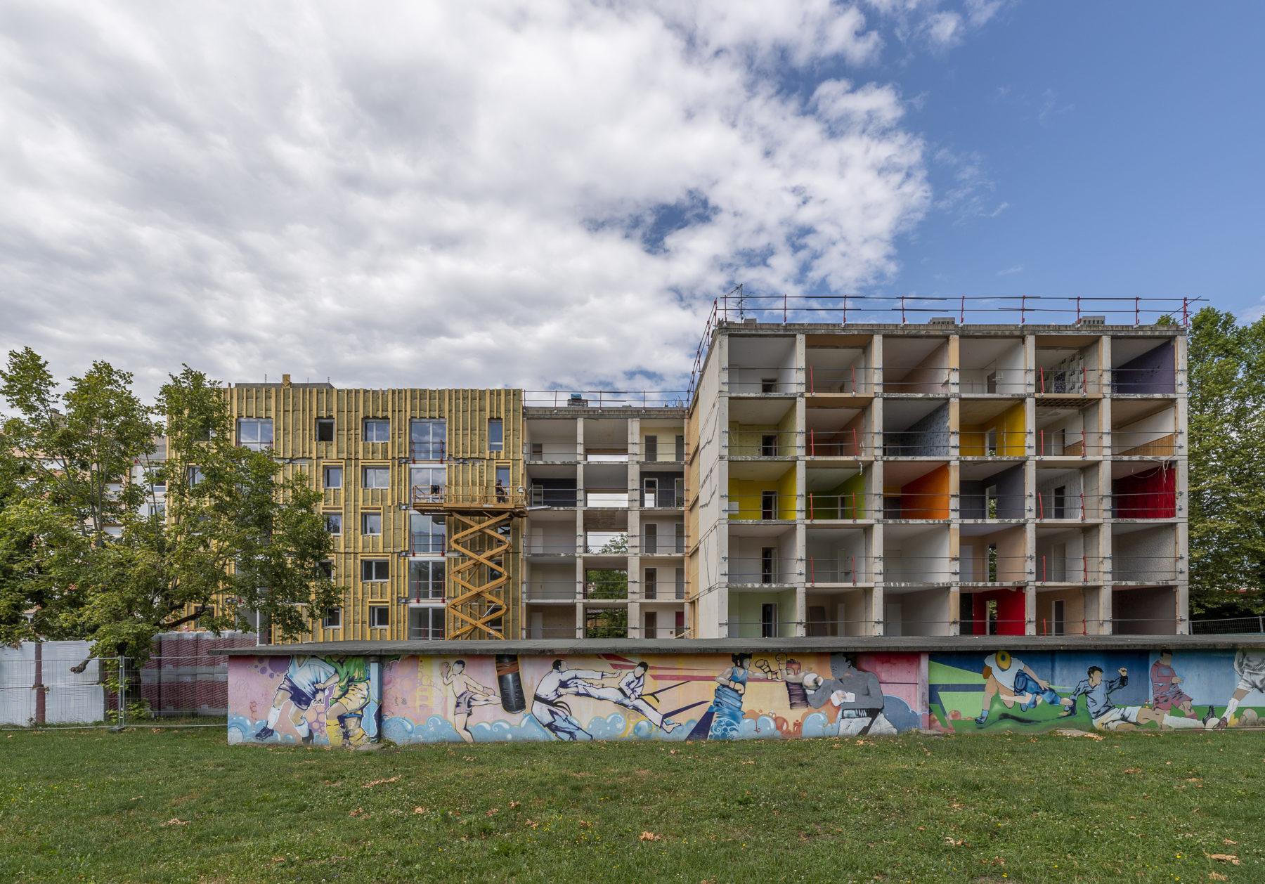 habitat social dé-construction