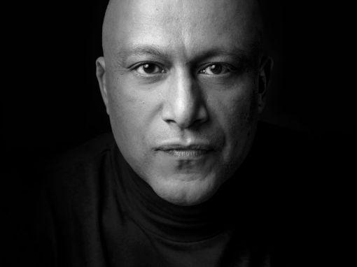 Julien Ignacio Writer Portrait Schrijver Auteur Author