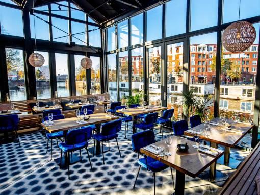 De Kop van Oost Restaurant Amsterdam
