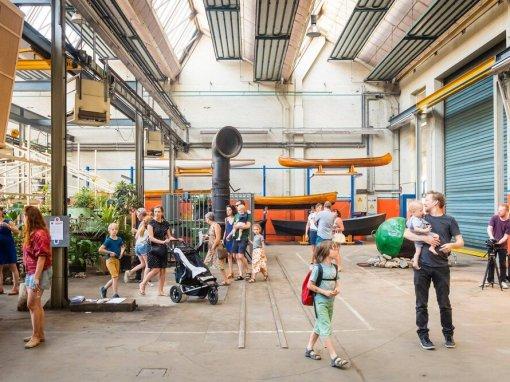 Stormkop Antwerpen Koos Hogeweg LKCA Interview Cultuurkrant
