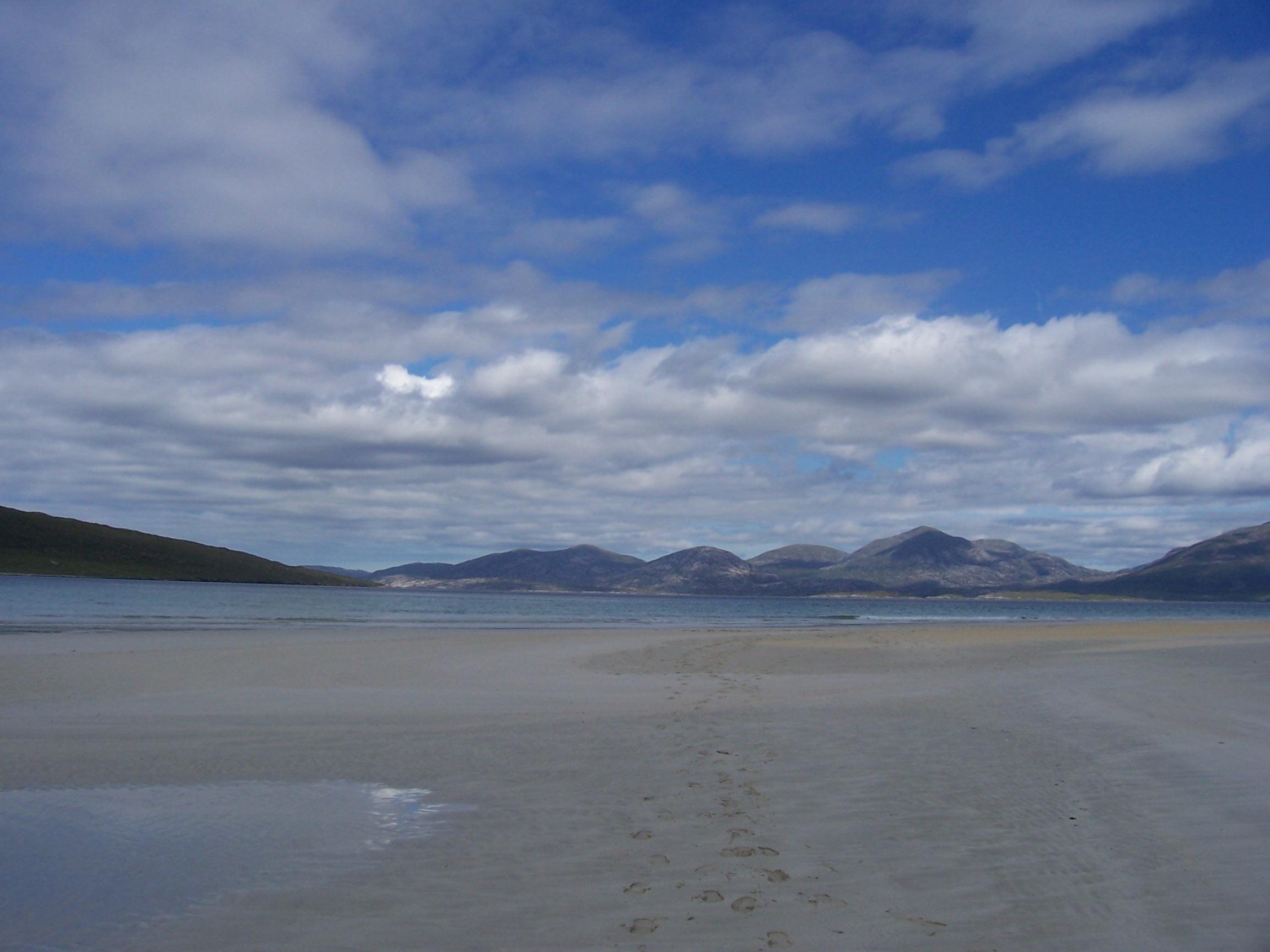Sea as Church - the Outer Hebrides