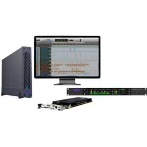 AVID Pro Tools HDX MTRX Desktop Bundle with MTRX Studio and Thunderbolt 3 Chassis