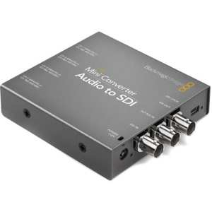 Blackmagic Design Mini Converter - Audio to SDI 2