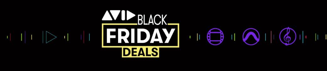 Avid Black Friday Deals Canada