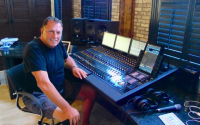 How The President Of Shaw Communications Built A Pro-Grade Recording Studio In His Home