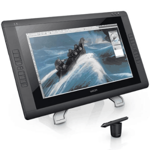 Wacom Cintiq 22HD Creative Touch and Pen Display in Canada