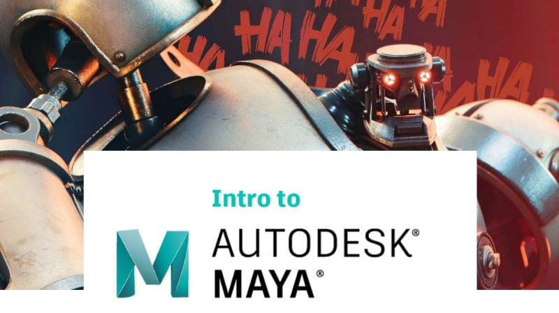 Intro to Autodesk Maya Tutorial
