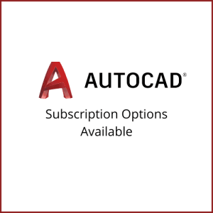 Autodesk AutoCAD Multi User License - Subscription