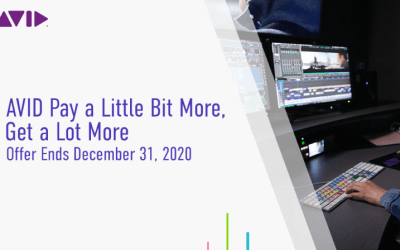 AVID Pay a Little Bit More, Get a Lot More Promo