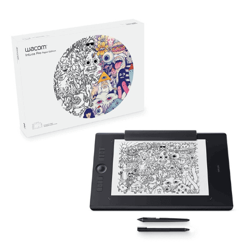 Wacom Intuos Pro Large Paper Promotion Canada