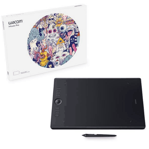 Wacom Intuos Drawing Tablet Black Friday Sale