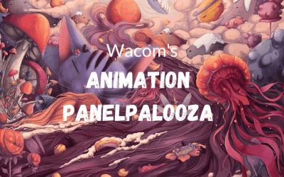 Animation Panelpalooza