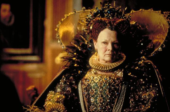 Dame Judi Dench as Queen Elizabeth in Shakespeare in Love (1998)