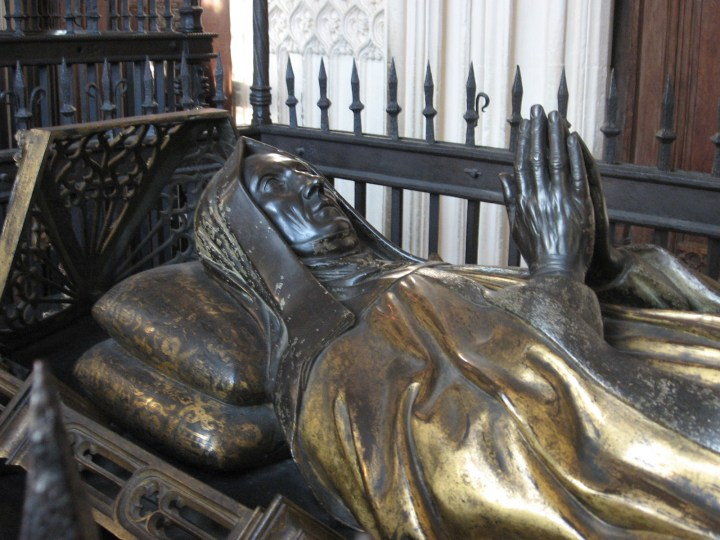 margaret beaufort tomb