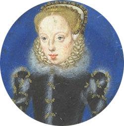 lady katherine grey small portrait