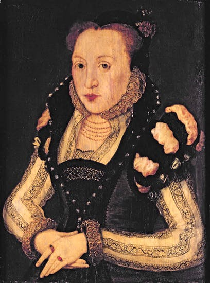 lady mary grey portrait