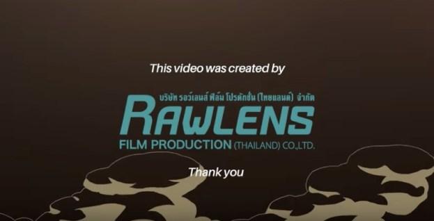 RAWLENS制作