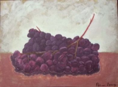 Red Grapes-Patricia Lowrey