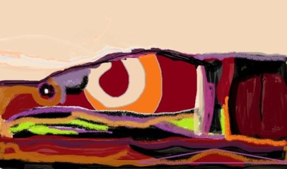Ann Hart Marquis-Paint #1-Microsoft Windows Paint
