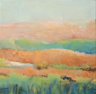 Ann Hart Marquis-Grassland-horizontal composition