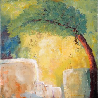 Ann Hart Marquis-Vie Une Reve-under-layer painting