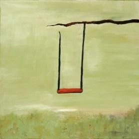 Ann Hart Marquis- a metaphor of a swing