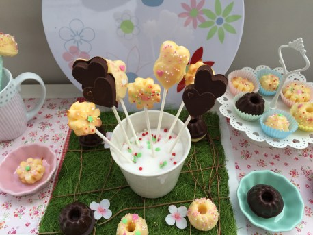 Zitronen-Cakepops by Annibackt