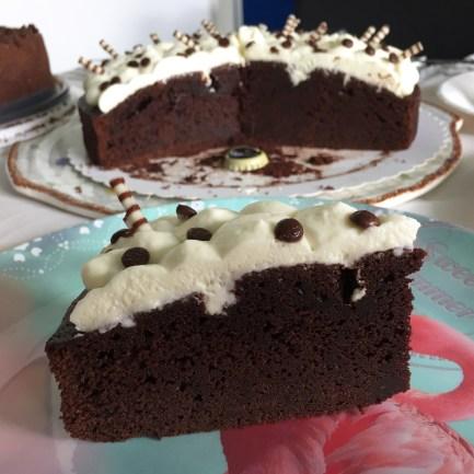 Schoko-Guiness-Cake