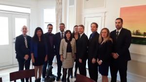 jeunes fonctionnaires Quebec