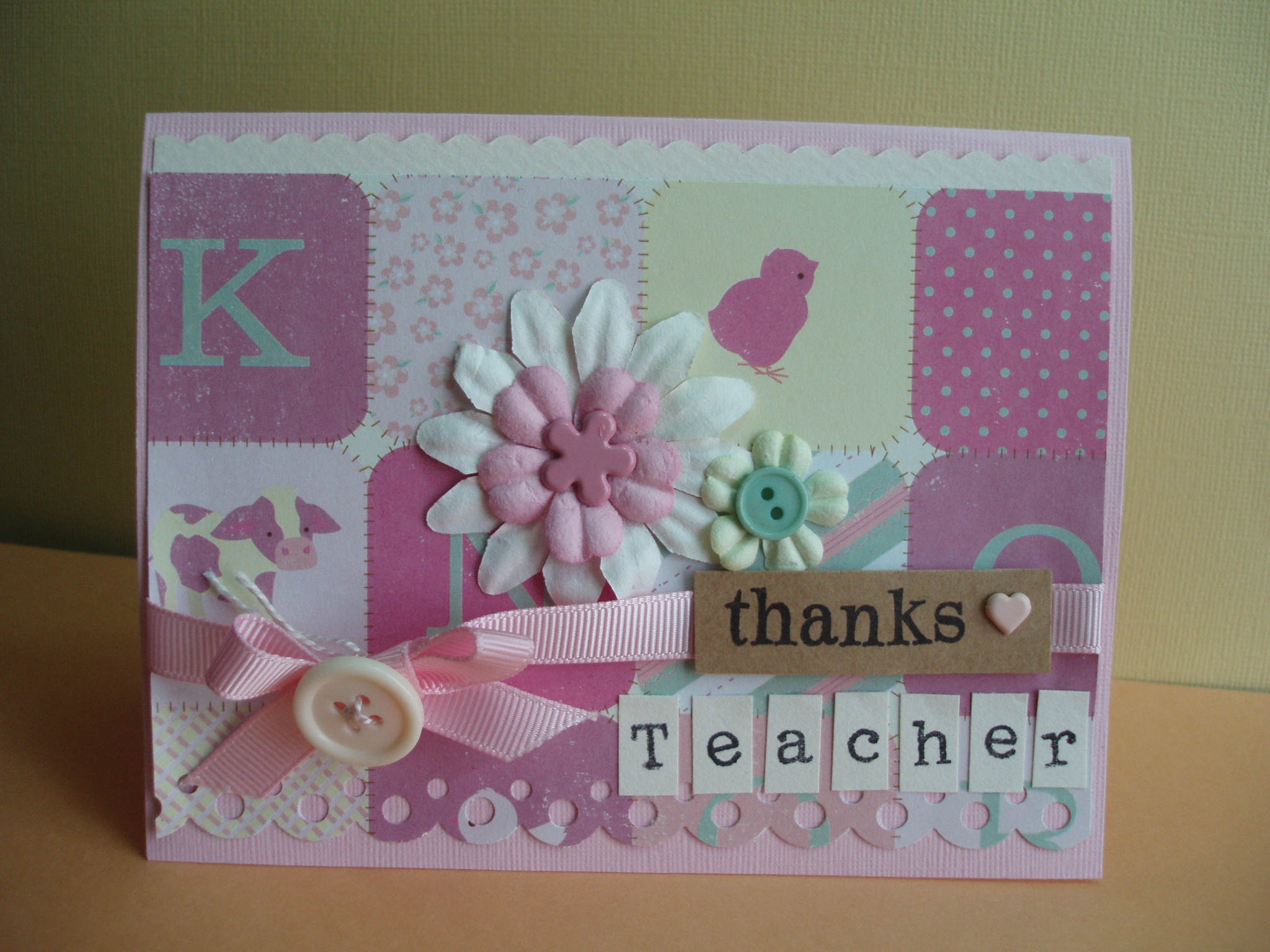 Teacher Day Cards – Annie Ling