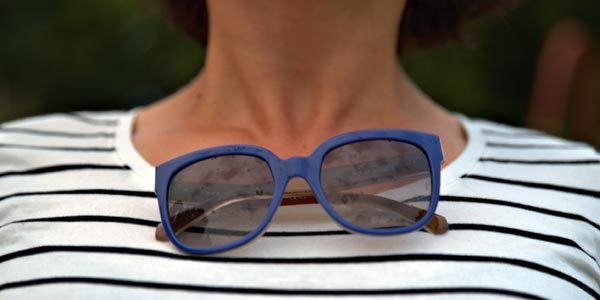 Bring an extra pair of glasses with you just in case you lose your glasses while travelling