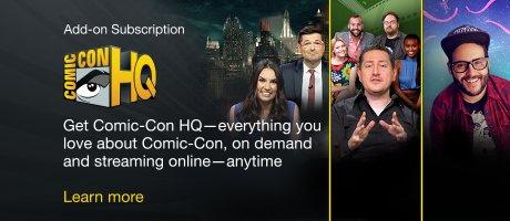 Amazon comic con