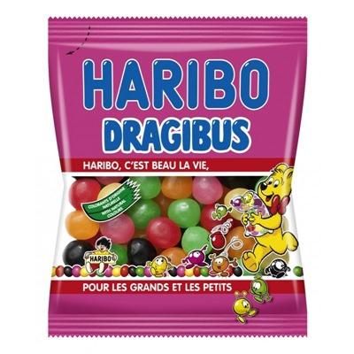 Haribo Candy Dragibus bag