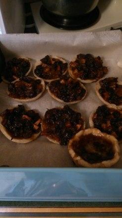 Lots of tarts mmm