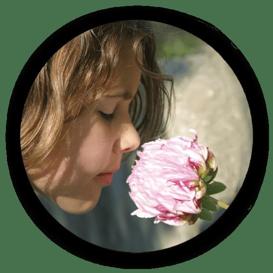 Graphic Design – SAGE peony logo
