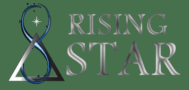 Conceptual Development. Rising Star logo design