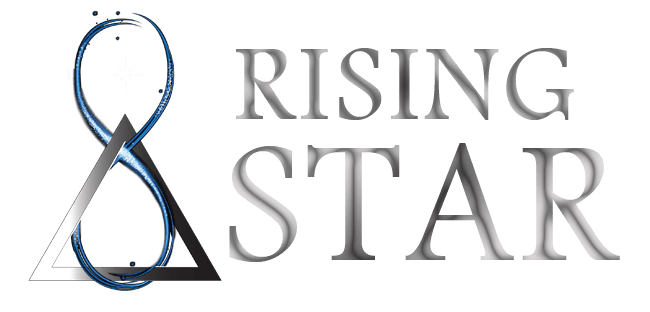 Conceptual Development. Rising Star logo design