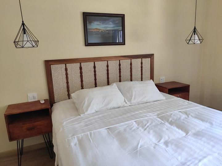 Room decoration at Haven Vietnam homestay in Quy Nhon