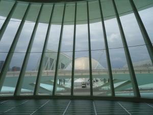 Palau des Arts opera house Valencia