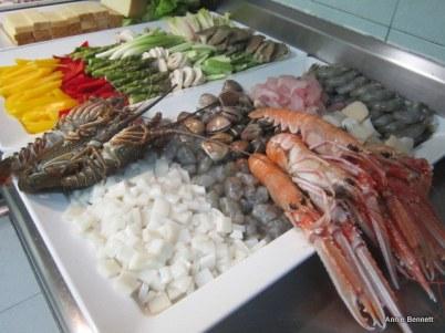Ingredients Isla de Lobo