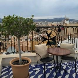 Island Suite terrace Hotel Cort Palma