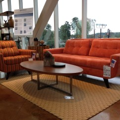 Lucas Beige Orange Leather Sofa Set Craigslist Sofas Boston Anniebeuker Page 2