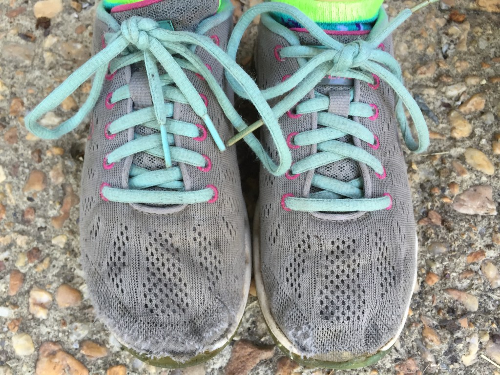 Frayed Shoes and Fresh Starts