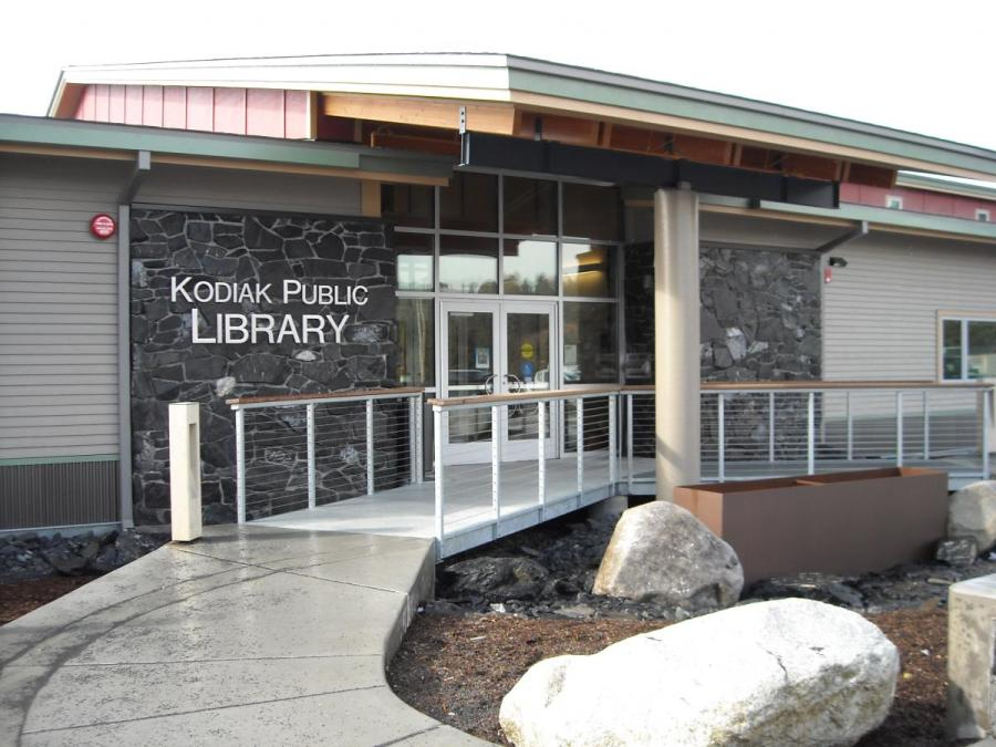 Kodiak Public Library Presentation and Creative Writing Workshop
