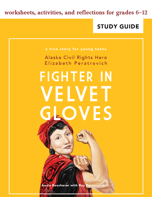 Study Guide cover image for Fighter in Velvet Gloves