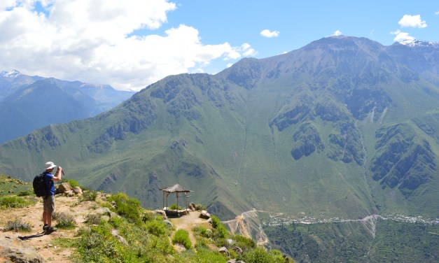 Canyon de Colca, plus profond que le Grand Canyon!