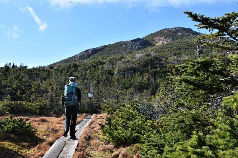 Annie Explore - Mont Marcy