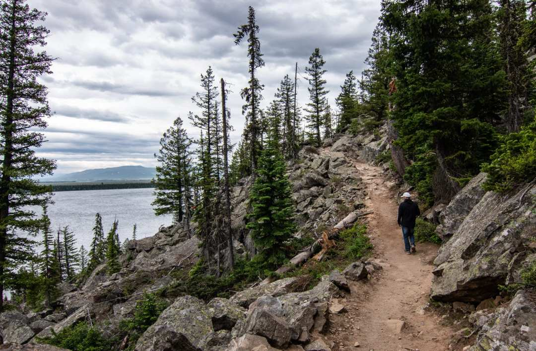 Annie Explore - Jenny Lake